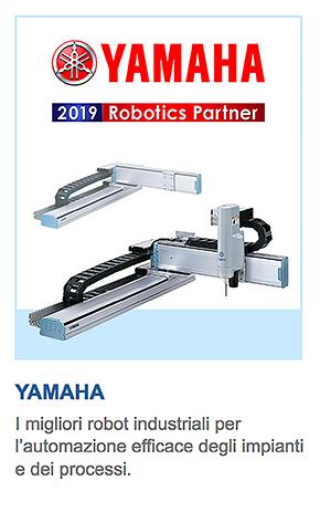 Robot YAMAHA